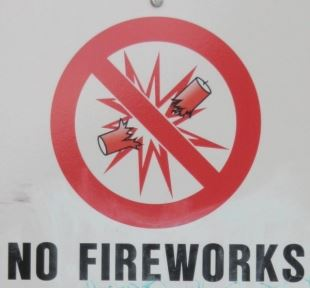City of Evanston Fireworks Ban and Public Display Information