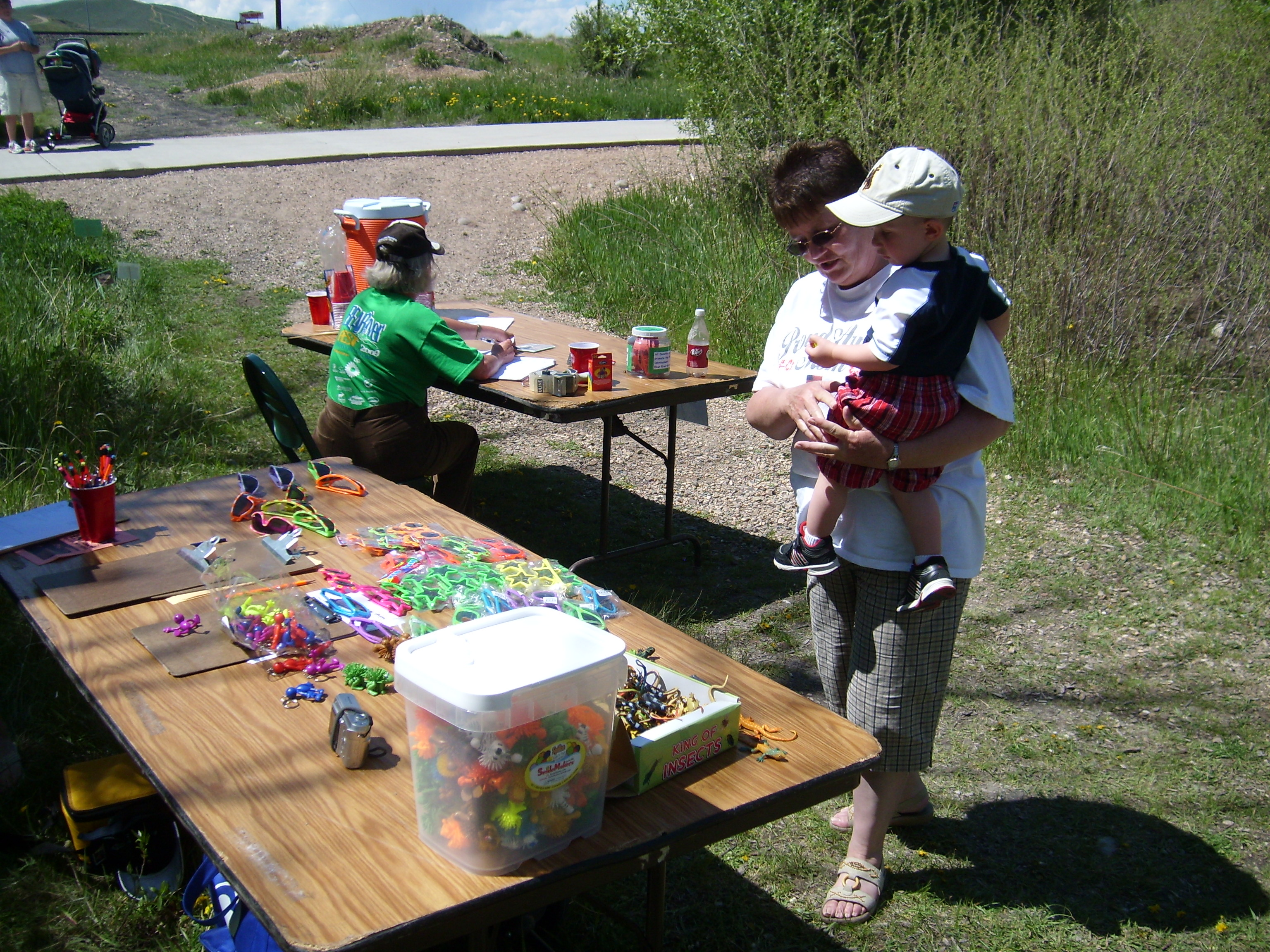 Beariverfest kids stuff